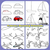 How to Draw Vehicles for Kids