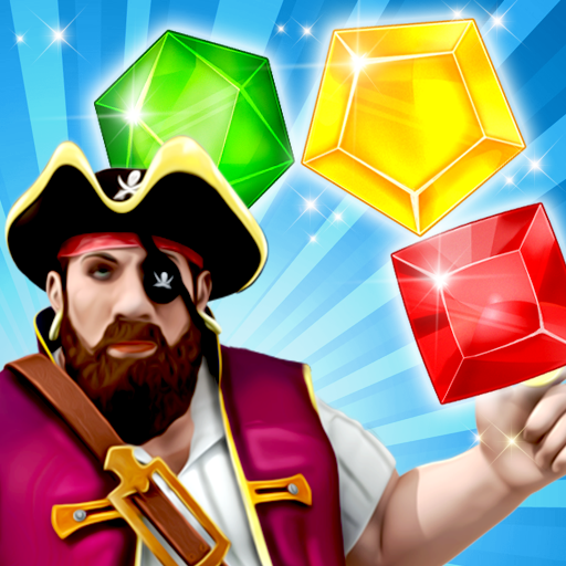 Jewels Craze : Free Match 3