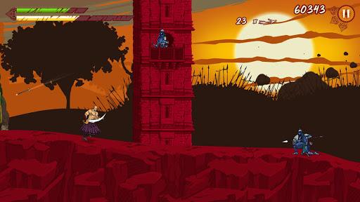 Blazing Bajirao: The Game screenshot 3