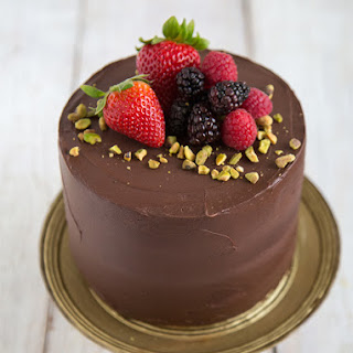 Celebration Chocolate Cake
