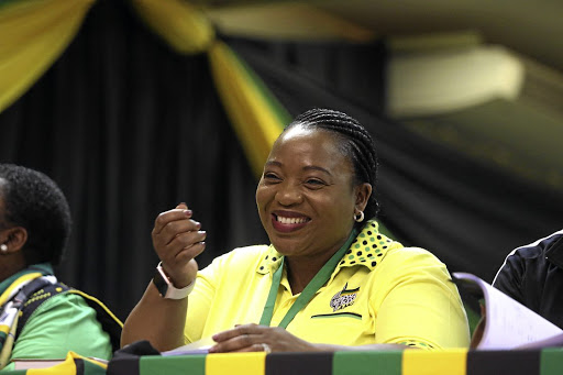 Co-operative governance & traditional affairs MEC Nomusa Dube-Ncube could be the next KZN premier, if the women's league in the province has its way.
