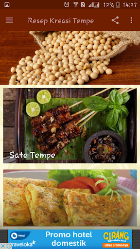 Resep Kreasi Tempe 1.2 screenshots 2