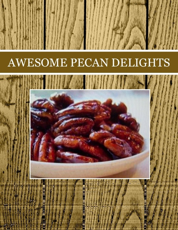 AWESOME  PECAN  DELIGHTS