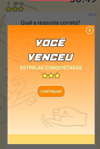 Jogo Quiz de Libras 1.1 screenshots 7