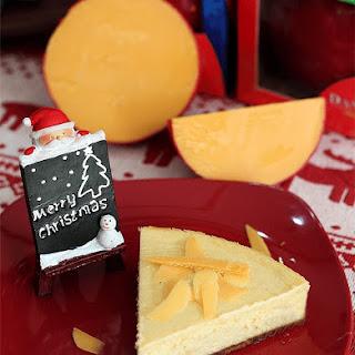 Danes Cheese Ball Cheesecake