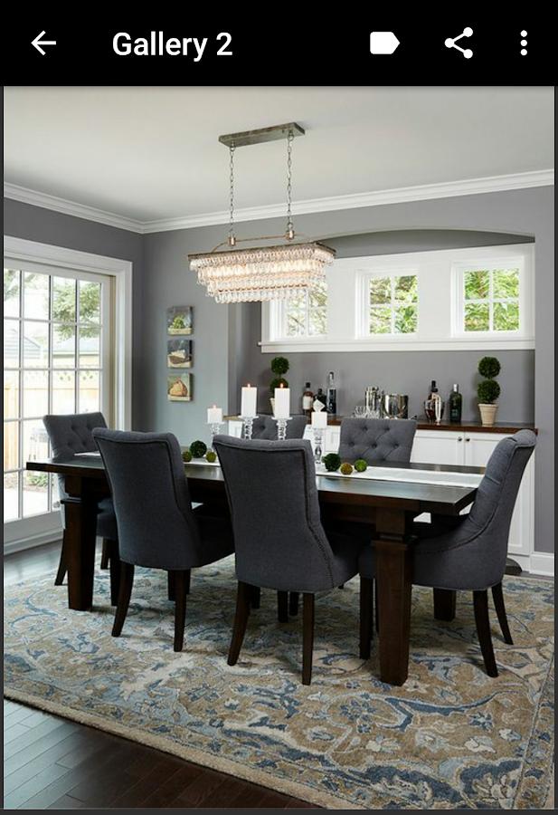 dining room decorating ideas screenshot