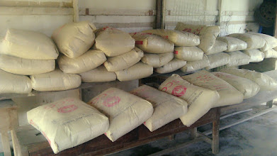 Photo: Cement packages