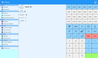 Screenshot of Mathematics