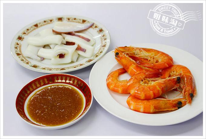 一碗質樸生猛海鮮盤4