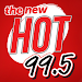 The New Hot 99.5 FM Icon