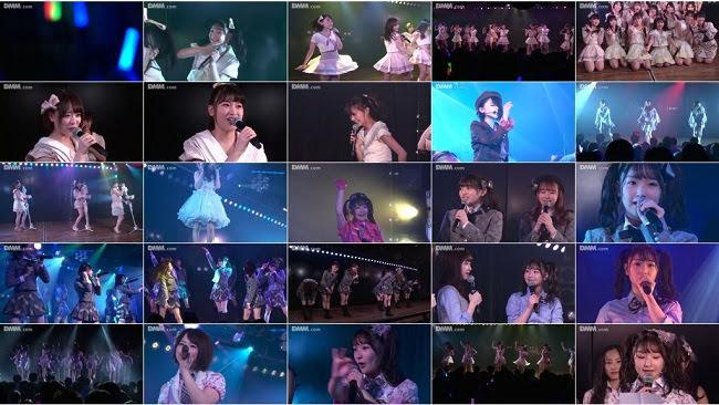 200208 (1080p) AKB48 湯浅順司「その雫は、未来へと繋がる虹になる。」公演 藤園麗 生誕祭 DMM HD