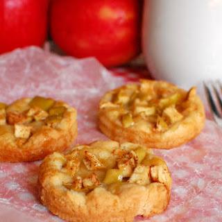 Mason Jar Snickerdoodle Apple Pies