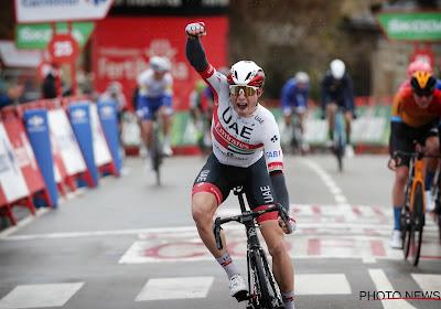 Jasper Philipsen kan amper zijn vreugde beschrijven na ritzege in Vuelta