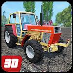 Farm Tractor Simulator : Cargo Delivery Driver 3D Icon