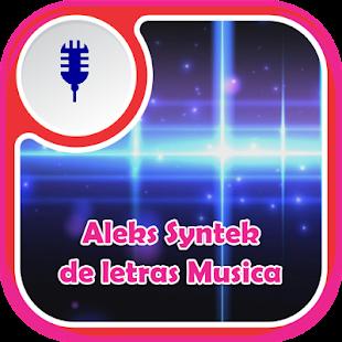 Aleks Syntek de Letras Musica - náhled