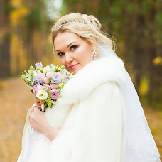 Wedding photographer Nadezhda Krupeychenko (nadyakrup). Photo of 15.01.2018