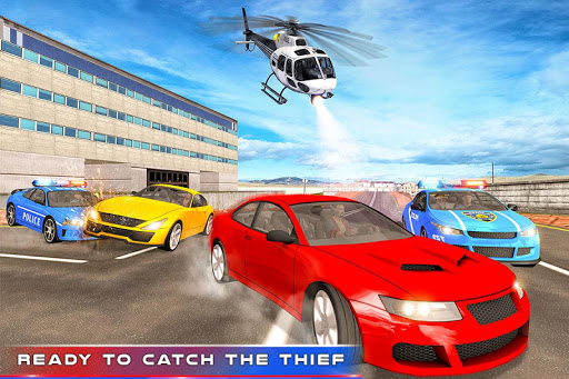 Police Chase Dodge: Police Chase Games 2018 1.0 screenshots 5