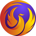 Phoenix Browser -Video Download, Private & Fast icon