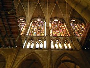 Photo: Vitraux de la basilique