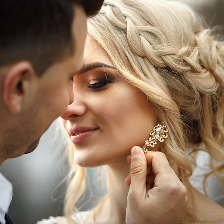 Wedding photographer Ruslana Kim (ruslankakim). Photo of 11.01.2018