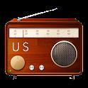 US Radio Online icon