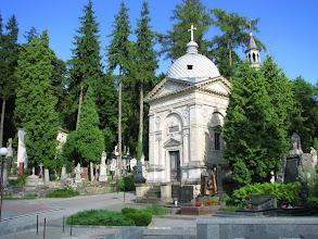 Photo: Cmentarz Łyczakowski