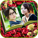 Photobook Photo Editor – Dual Frames Photo Collage icon