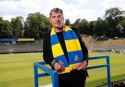 """Mazzu over keuze voor Union: """"Mogelijk om kampioen te spelen"""" en """"Interesse van Standard? Ja, neen en misschien"""""""