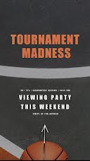 Tournament Madness Party - March Madness item