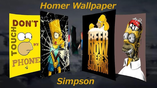 Simpson Wallpapers HD - náhled