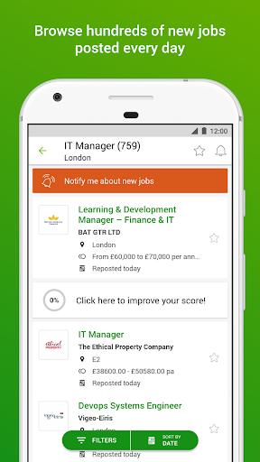 Totaljobs Job Search screenshot 2
