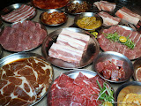 五花肉.KR mini韓國烤肉BBQ 台中店