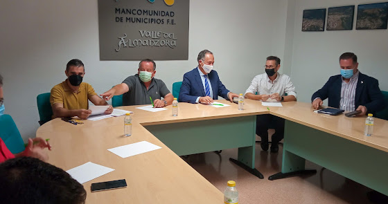 La Junta potencia el turismo sostenible en el Valle del Almanzora