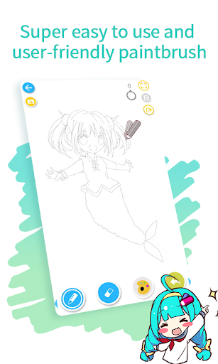 Anime Drawing Tutorial Maker - DrawShow Tutor 2.2.2.0 screenshots 2