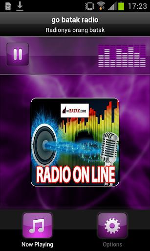 go batak radio