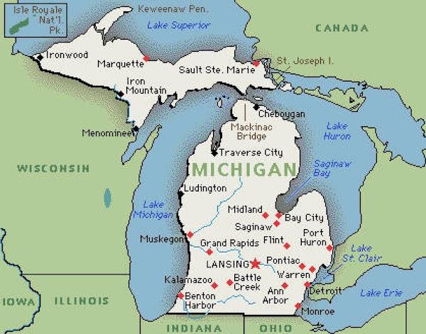 Michigan Recipe