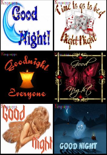 Good Night Gif Images 1.0.8 screenshots 2