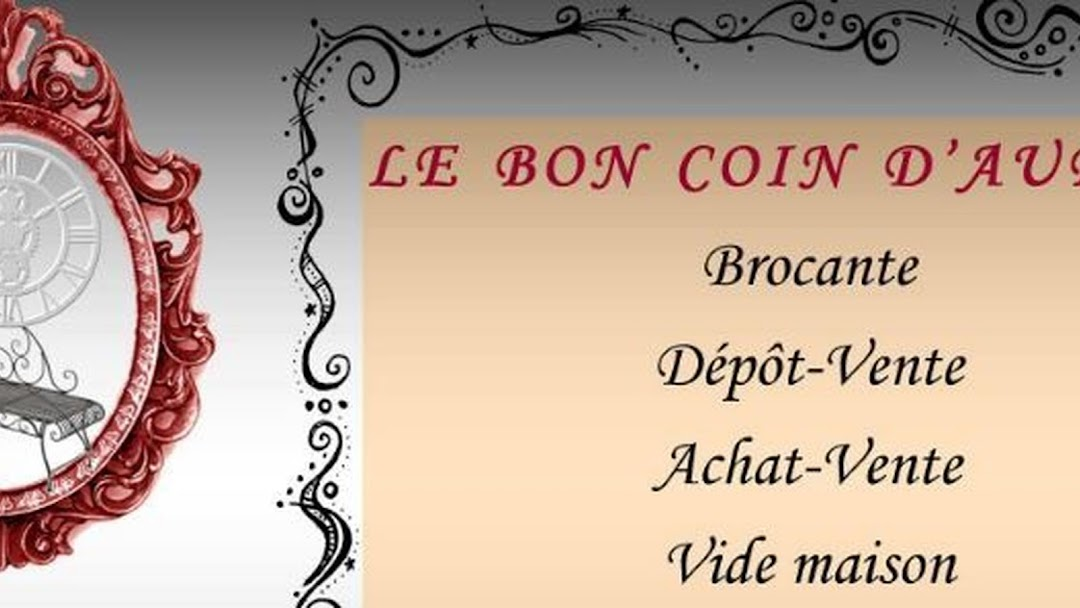 Le Bon Coin Daurore Brocante Dépôt Vente à St Germain D