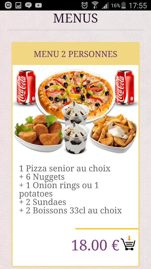 Pizza presto mondeville android apps on google play - Mondeville 2 magasins ...