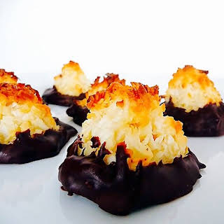 The Hirshon Frangelico Coconut Macaroons.