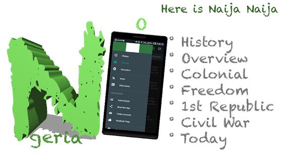 Nigeria History -- Naija - lagos - abudja - yoruba - náhled