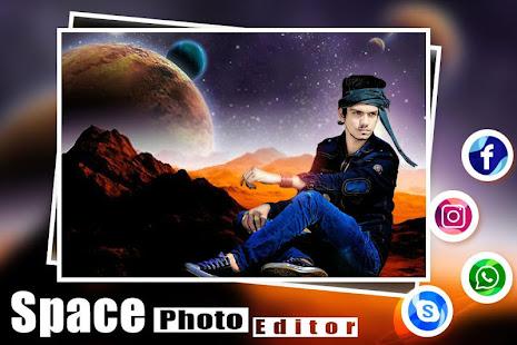 Download Space Photo Editor - Galaxy Photo Editor 2020 For PC Windows and Mac apk screenshot 5