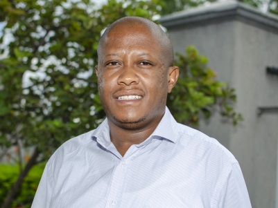 Boland Lithebe, managing executive for CyberTech.