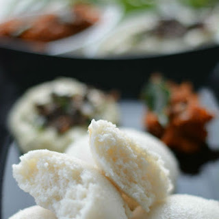 Idli Without Urad Dal Recipes