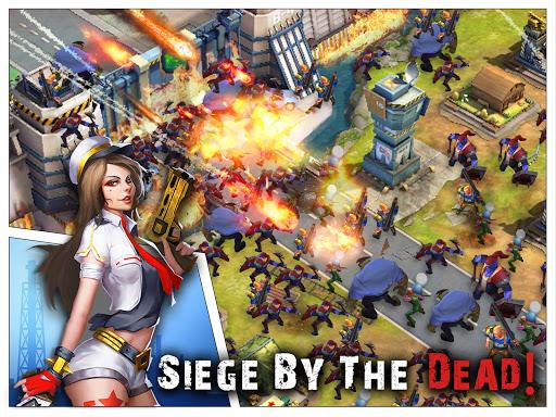 Clash of Z:Biohazard 0.18 APK MOD screenshots 2