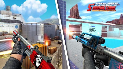 FPS OPS Shooting Strike : Offline Shooting Games screenshots 2