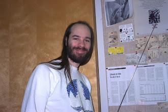 "Photo: Eric ""Scanner"" Luce, 1993"