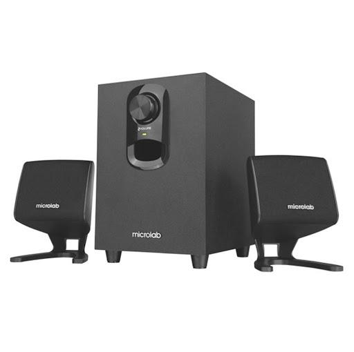 Loa Bluetooth Microlab M-108BT (2.1) (Đen)