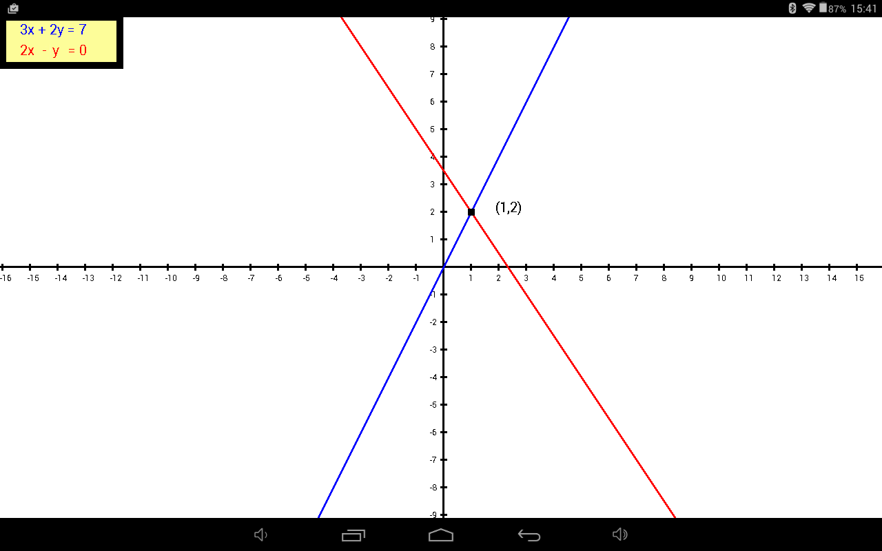 Maths Equations- screenshot