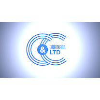 picture of the new cc drainage company logo
